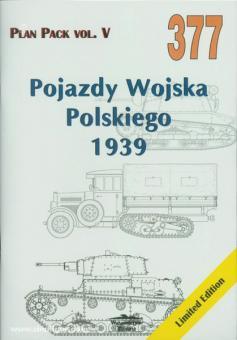 Jackowski, G.: Polskie bojowe Wojska Polskiego 1939. AFVs of Polish Army 1939