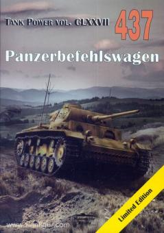 Ledwoch, J.: Panzerbefehlswagen Sd.Kfz. 266, 267, 268. Panzerbeobachtungswagen III Sd.Kfz. 143