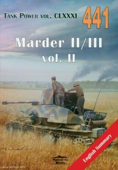 Ledwoch, Janusz: Marder II/III. Band 2
