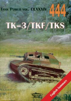 Ledwoch, Janusz: TK-3 / TKF / TKS. Band 1