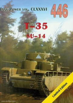 Kolomyjec, Maksym/Moszczanski, Ilja: T-35, SU-14
