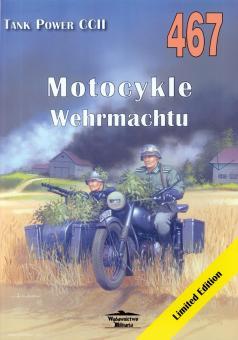 Ledwoch, Janusz: Motocykle Wehrmachtu