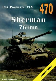 Ledwoch, Janusz: Sherman 76 mm