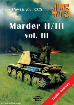 Ledwoch, Janusz: Marder II/III. Band 3