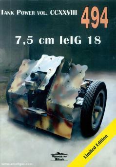 Ledwoch, Janusz: 7,5 cm leIG 18