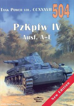 Ledwoch, Janusz: PzKpfw IV Sd Kfz 161 Ausf. A-E