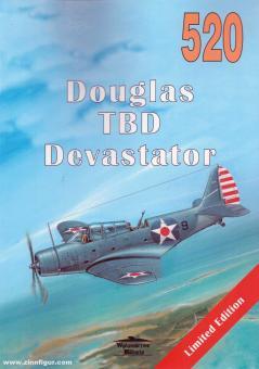 Nowicki, Jacek/Ledwoch, Janusz: Douglas TBD-1 Devastator