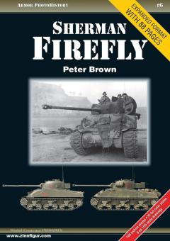 Brown, Peter: Sherman Firefly