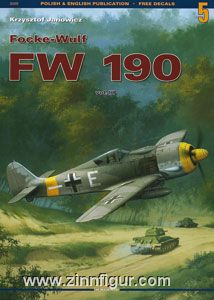 Janowicz, K.: Focke Wulf FW 190. Volume 3