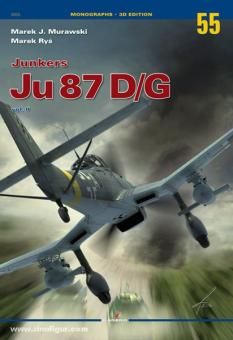 Murawski, M. J./Rys, M.: Junkers Ju 87 D/G. Teil 2
