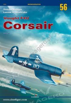 Szlagor, T./Wieliczko, L. A.: Vought F4U Corsair. Band 2