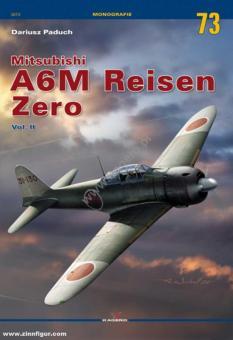 Paduch, Dariusz: Mitsubishi A6M Reisen Zero. Band 2