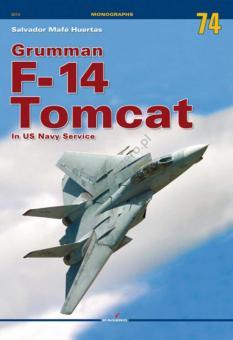 Huertas, Salvador Mafé: Grumman F-14 Tomcat in US Navy Service