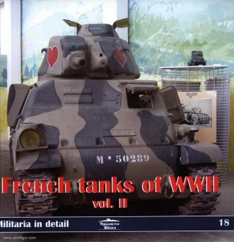 French tanks of WW2. Band 2