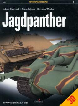 Jagdpanzer V Jagdpanther. Self-propelled Tank Destroyer Based on Chassis of the Pz.Kpfw. V