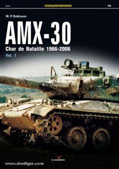 Robinson, M. P.: AMX-30. Char de bataille 1966-2006