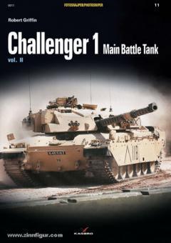 Griffin, R.: Challenger 1 Main Battle Tank. Band 2