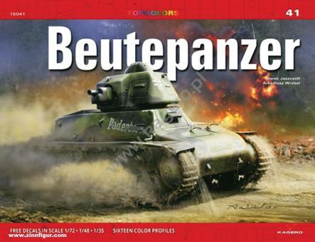 Jaszczolt, Marek/Wróbel, Arkadiusz: Beutepanzer