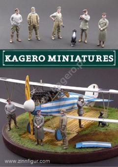 Katalog Kagero Miniatures. Teil 2 mit Figur