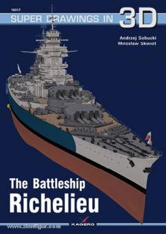 Sobucki, A./Skwiot, M.: The Battleship Richelieu
