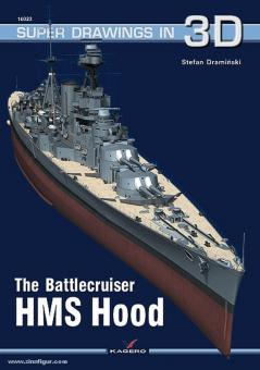 Draminski, S.: The Battlecruiser HMS Hood