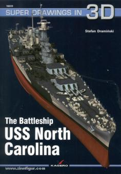 Draminski, S.: The Battleship USS North Carolina