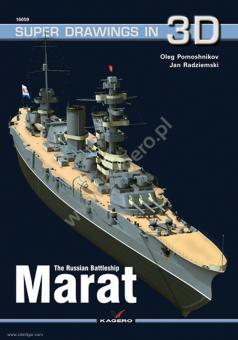 Pomoshnikov, Oleg/Radziemski, Jan: The Russian Battleship Marat
