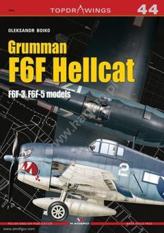 Boiko, Oleksandr: Grumman F6F Hellcat F6F-3, F6F-5 models