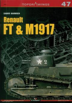 Kamieh, Samir: Renault FT & M1917