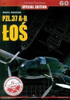 Noszczak, Maciej: PZL.37 A- B Los