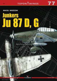 Noszczak, Maciej: Junkers Ju 87 D, G
