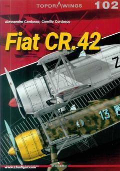 Cordasco, Alessandro/Cordasco, Camillo: Fiat C.R. 42