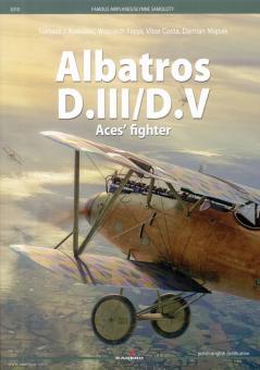 Kowalski, Tomasz J./Fajga, Wojciech /Costa, Vitor/Majsak, Damian: Albatros D.III/D.V Aces' fighter