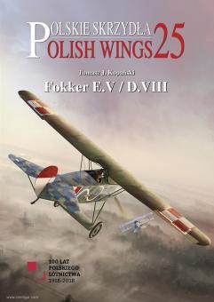 Kopanski, Tomasz: Fokker E.V/D.VIII