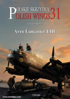 Korcz, Grzegorz: Avro Lancaster I/III