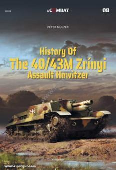 Mujzer, Péter: History of the 40/43M Zrínyi Assault Howitzer