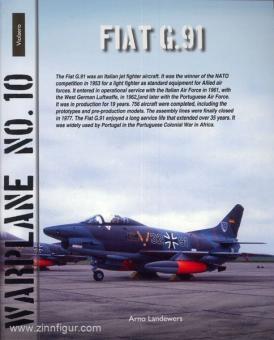 Landewers, A.: Fiat G.91