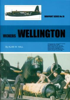 Hall, Alan W.: Vickers Wellington