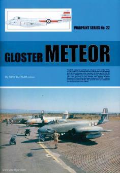Buttler, Tony: Gloster Meteor