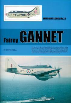 Hazell, Steve: Fairey Gannet