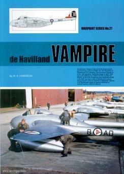 "Harrison, W. A,: de Havilland ""Vampire"""