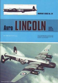 Buttler, Tony: Avro Lincoln