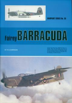 Harrison, W. A.: Fairey Barracuda