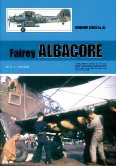 Harrison, W. A.: Fairey Albacore