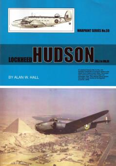 Hall, Alan W.: Lockheed Hudson Mk.I to Mk. VI