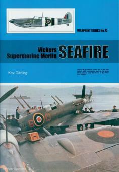 Darling, Kev: Vickers Supermarine Merlin Seafire