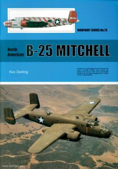 Darling, Kev/Caruana, Richard J. (Illustr.): North American B-25 Mitchell