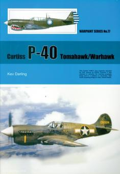 Darling, Kev/Caruana, Richard J. (Illustr.): Curtis P-40 Tomahawk/Warhawk