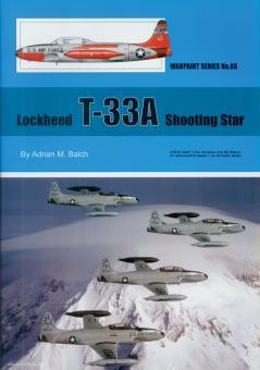 Balch, Adrian M.: Lockheed T-33A Shooting Star