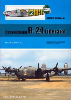 White, I.: Consolidated B-24 Liberator
